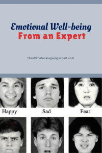 People with different emotions|Emotional well-being from an expert