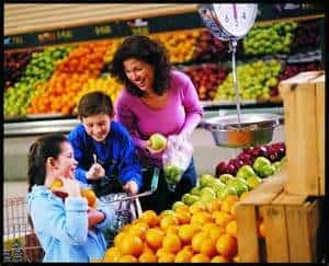 Family shopping for food|We All Need to Eat, So Let's Learn to Shop for Food