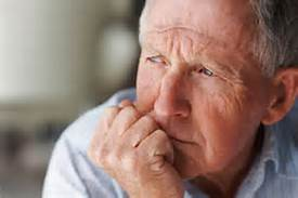 Depressed man|How to Detect and Help with Depression in the Senior Population