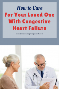 Woman talking to doctor|How to care for your loved one with congestive heart failure
