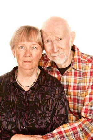 Man with wife with Alzheimer's|How To Help And Deal With Sundowning