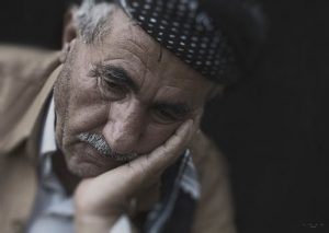 Man with separation anxiety|How To Deal With Separation Anxiety In Senior Parents