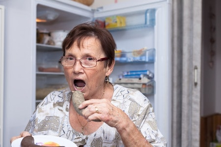 Overeating|Answers to your caregiving questions