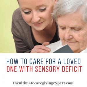 Sensory Deficit