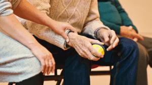 working caregiver