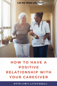 Relationship With Your Caregiver