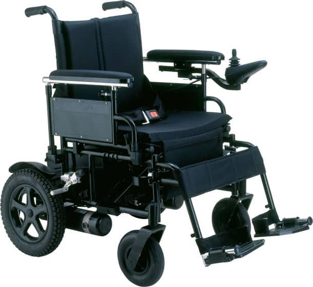 cirrus heavy duty power wheelchair