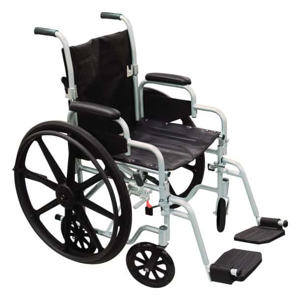 drive-fly wheelchair