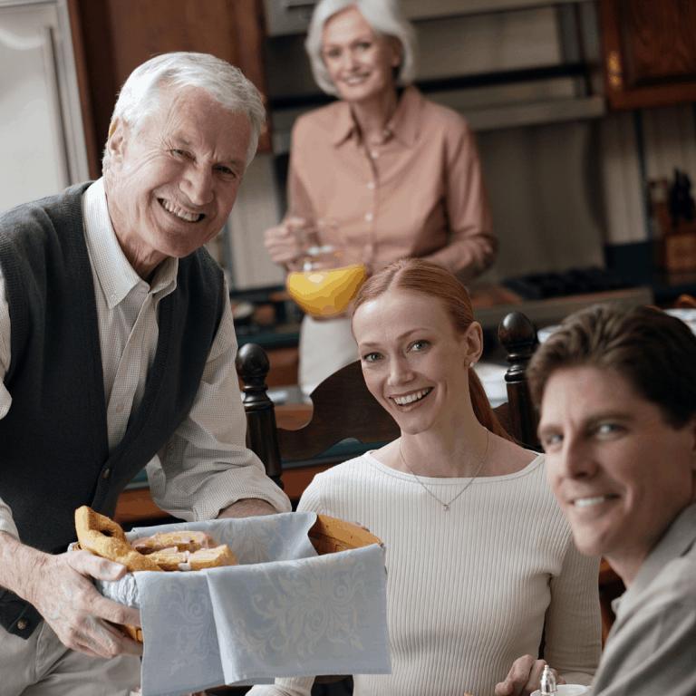 How To Provide Proper Nutrition as a Family Caregiver
